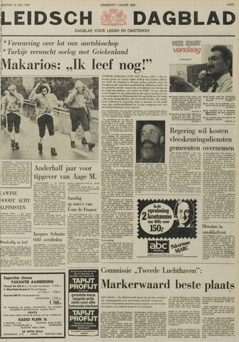 Leidsch Dagblad 1974-07-16