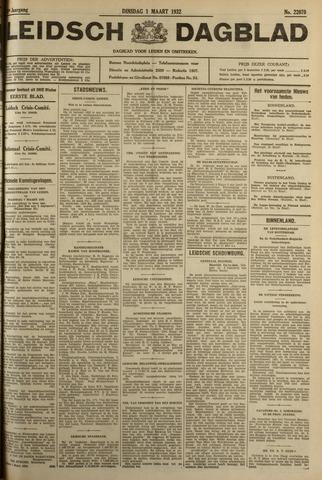 Leidsch Dagblad 1932-03-01