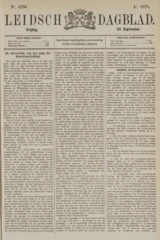 Leidsch Dagblad 1875-09-24