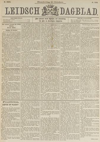 Leidsch Dagblad 1894-10-11