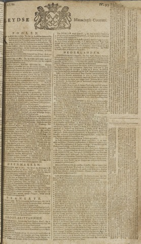 Leydse Courant 1772-08-03