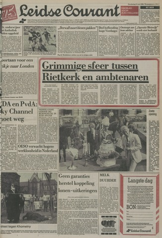 Leidse Courant 1984-06-21