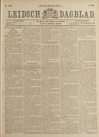 Leidsch Dagblad 1899-07-20