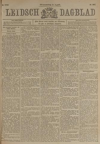 Leidsch Dagblad 1907-04-03