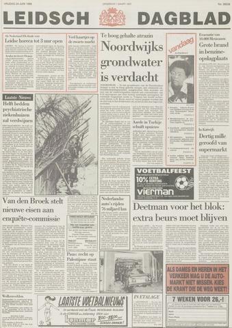 Leidsch Dagblad 1988-06-24