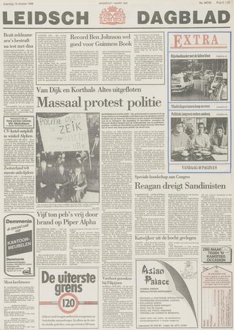 Leidsch Dagblad 1988-10-15