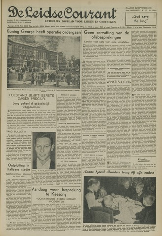 Leidse Courant 1951-09-24