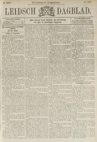 Leidsch Dagblad 1892-08-09
