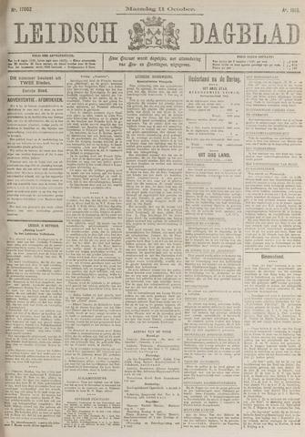 Leidsch Dagblad 1915-10-11