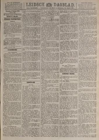 Leidsch Dagblad 1920-02-04