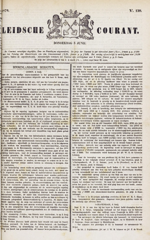 Leydse Courant 1879-06-05