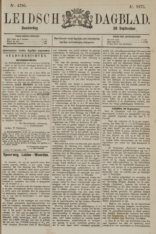 Leidsch Dagblad 1875-09-30