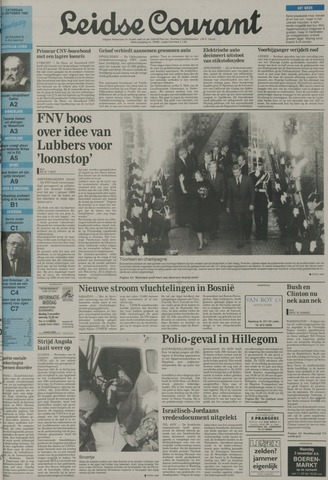 Leidse Courant 1992-10-31