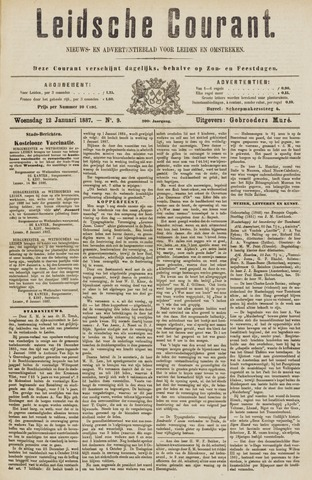 Leydse Courant 1887-01-12