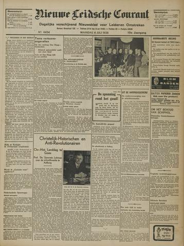 Nieuwe Leidsche Courant 1938-07-04