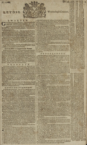 Leydse Courant 1766-03-05