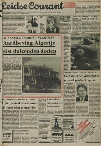 Leidse Courant 1980-10-11