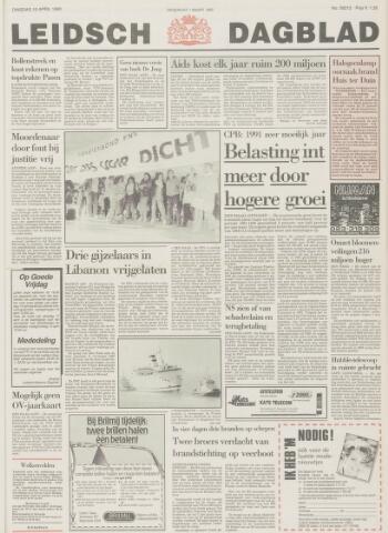 Leidsch Dagblad 1990-04-10