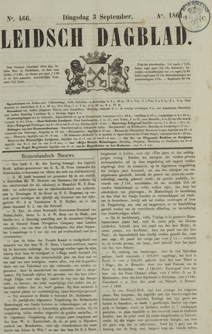 Leidsch Dagblad 1861-09-03