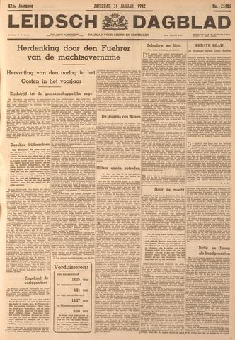 Leidsch Dagblad 1942-01-31
