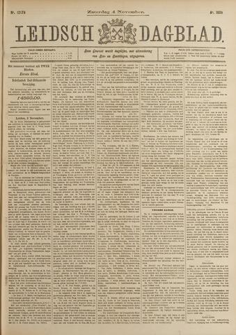 Leidsch Dagblad 1899-11-04