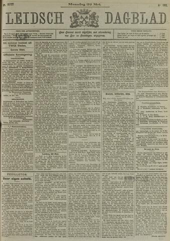 Leidsch Dagblad 1911-05-22