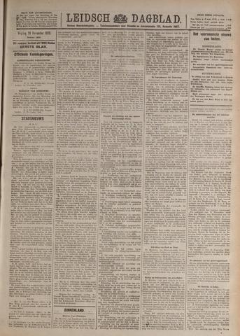 Leidsch Dagblad 1920-11-26