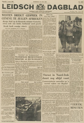 Leidsch Dagblad 1959-07-22
