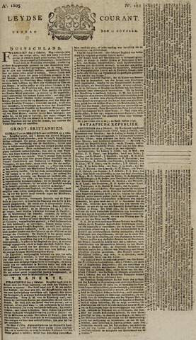 Leydse Courant 1805-10-11