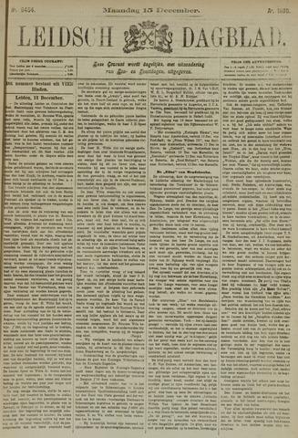 Leidsch Dagblad 1890-12-15