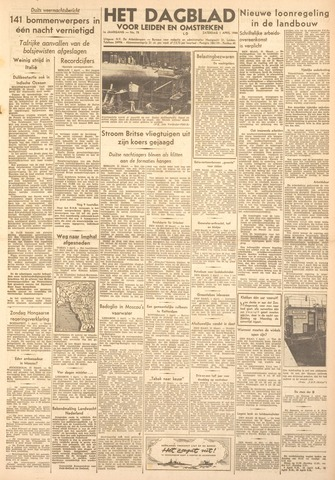Dagblad voor Leiden en Omstreken 1944-04-01