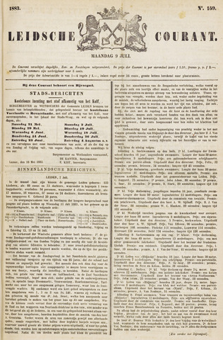 Leydse Courant 1883-07-09
