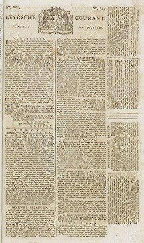 Leydse Courant 1828-12-01