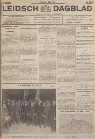 Leidsch Dagblad 1930-05-02