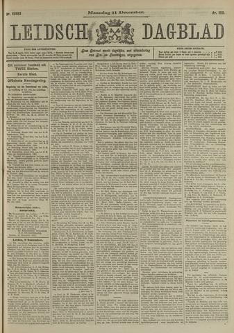 Leidsch Dagblad 1911-12-11
