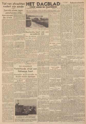 Dagblad voor Leiden en Omstreken 1944-05-16