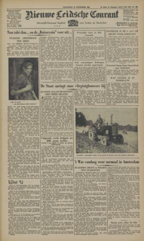Nieuwe Leidsche Courant 1946-09-25