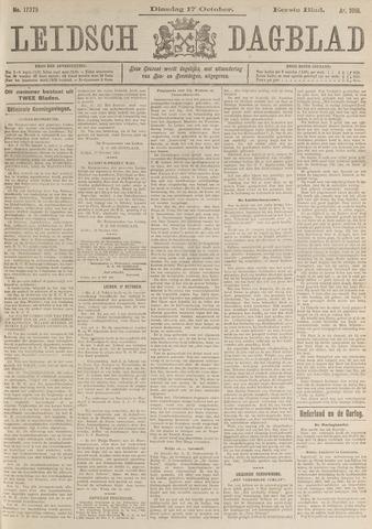 Leidsch Dagblad 1916-10-17