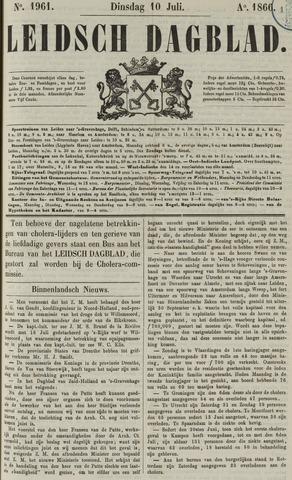 Leidsch Dagblad 1866-07-10