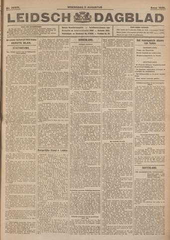 Leidsch Dagblad 1926-08-11