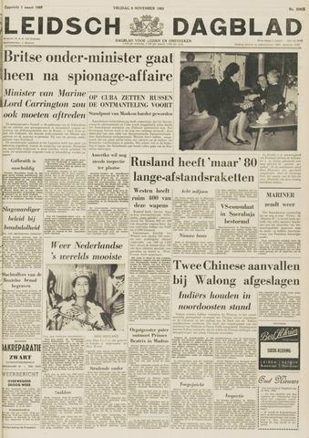 Leidsch Dagblad 1962-11-09
