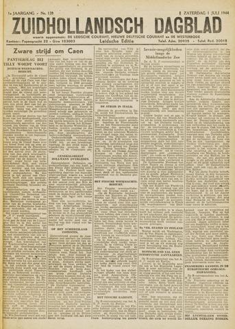 Zuidhollandsch Dagblad 1944-07-01