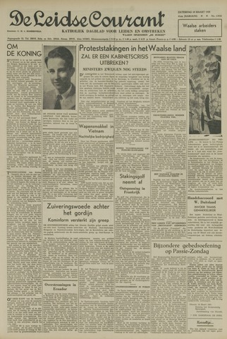 Leidse Courant 1950-03-18