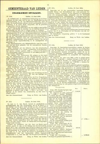 Handelingen van de Raad 1930-06-12