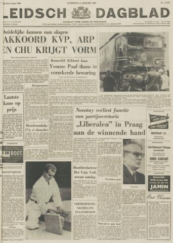 Leidsch Dagblad 1968-01-06