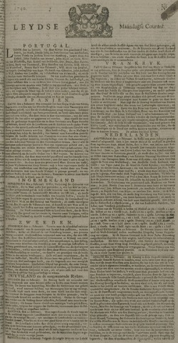 Leydse Courant 1740-02-29