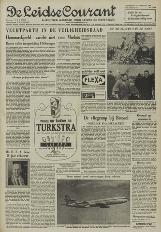 Leidse Courant 1961-02-16