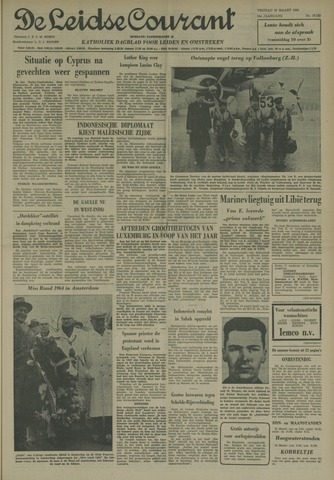 Leidse Courant 1964-03-20