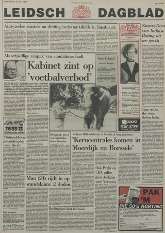 Leidsch Dagblad 1985-07-10