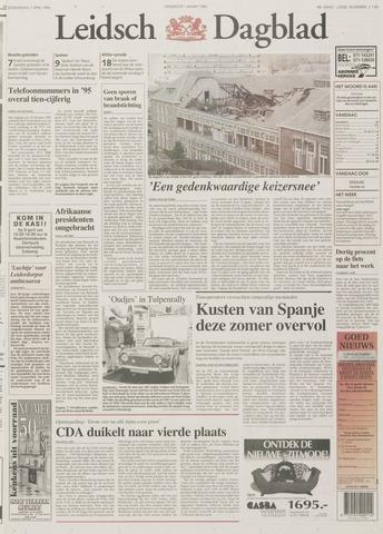Leidsch Dagblad 1994-04-07